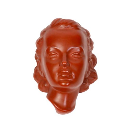 Image of Terracotta German Wall Bust