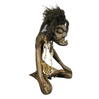 Haiti Wooden Voodoo Doll