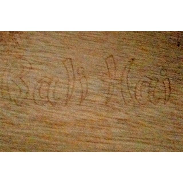 Henry Link Bali Hai Faux Bamboo Highboy Dresser - Image 6 of 7