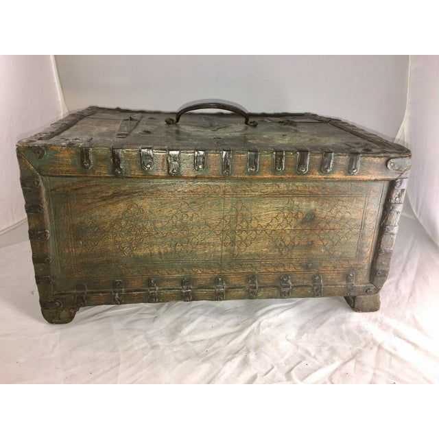 19 Century Oriental Cashbox - Image 5 of 10
