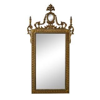 Maitland Smith Regency Style Gilt Frame Mirror