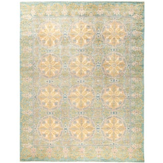 """Suzani Hand Knotted Area Rug - 8'0"""" X 10'2"""""""