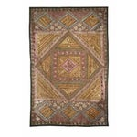 Image of Gold and Pink Multi-Purpose Vintage Panel