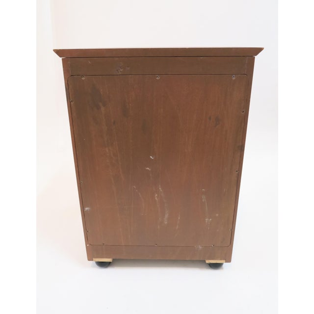 Beidermeier Style Small Cabinet - Image 8 of 8