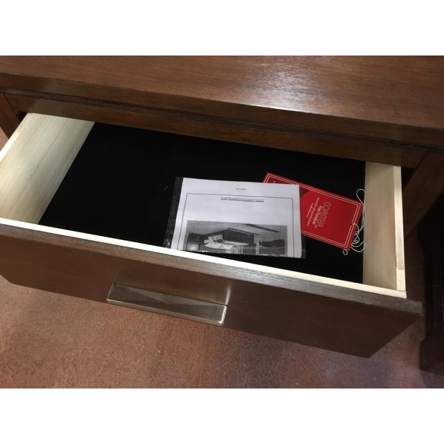 Image of Modern Transitional Nightstand