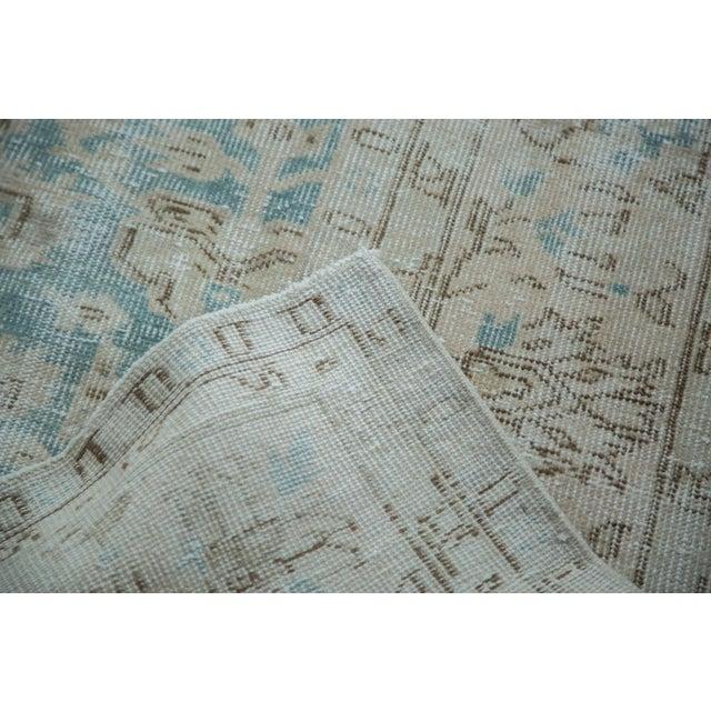 "Distressed Oushak Carpet - 8'10"" X 12'4"" - Image 10 of 10"