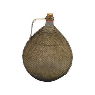 Mesh Covered Jug