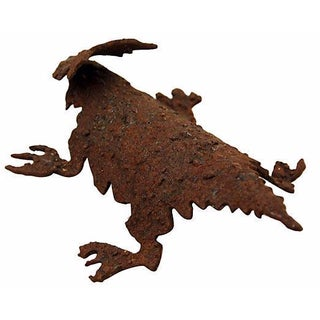 Rustic Horned Toad Wall Art