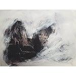 "Image of ArtSeya ""Dark Love"" Original Painting"