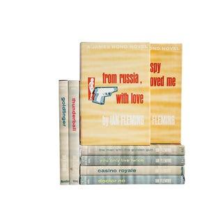 James Bond Novels - Set of 8
