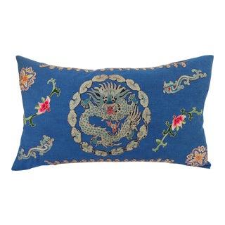 Chinese Opera Robe Dragon Pillow
