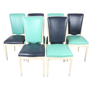 Contemporary Italian Design Chairs - Set of 6