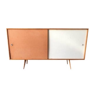 Mid-Century Maple Credenza by Paul McCobb