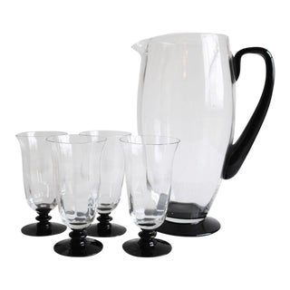 Vintage Cocktail Set - Set of 5