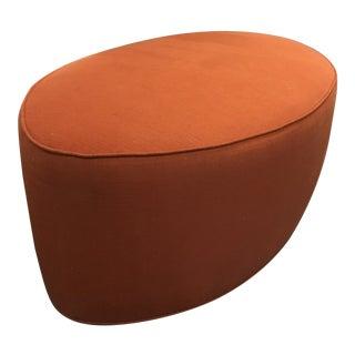 Jaxon Home Orange Ottoman