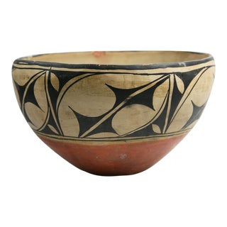 Cochiti Dough Bowl, circa 1900