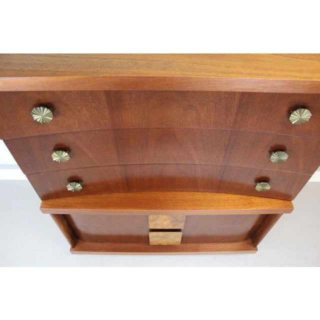 Mid-Century Modern Chest by Bassett - Image 6 of 9