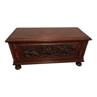 Unusual Lane Cedar Chest