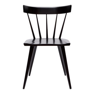 Set of Six Ebonized Planner Group Chairs by Paul McCobb for Winchendon
