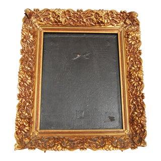Vintage Ormolu Picture Frame