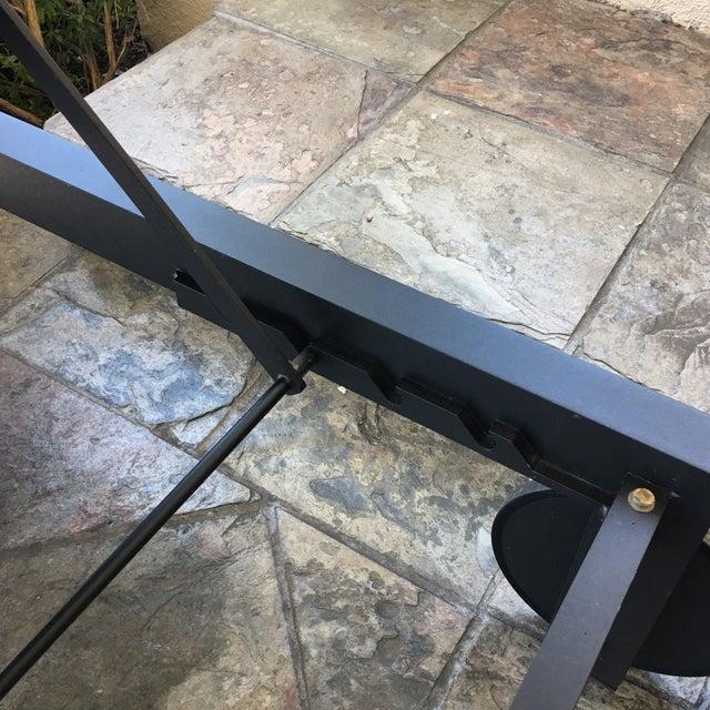 Restoration Hardware Aegean Chaises Lounge & Tables Set - Image 11 of 11