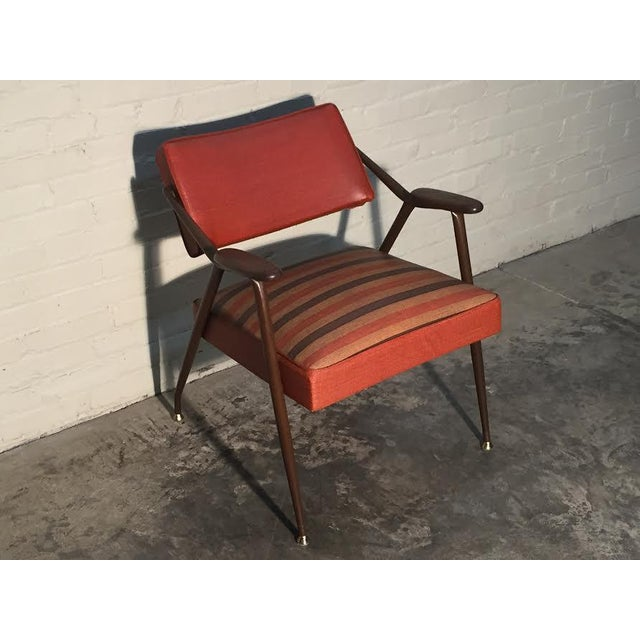 Viko by Baumritter Mid-Century Modern Lounge Chair - Image 10 of 11