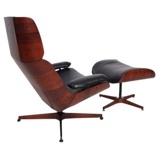 Mid-Century Modern George Mulhauser Mr. Chair for Plycraft