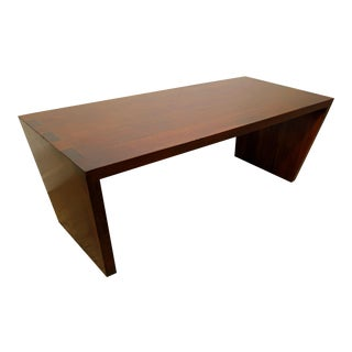 Modern Contemporary Pottery Barn Geometric Coffee Table