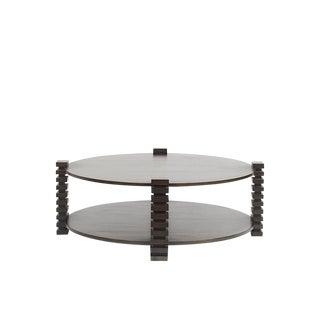 Sabin Double-Decker Monterey Coffee Table