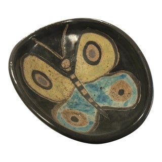 George Johnson Butterfly Bowl