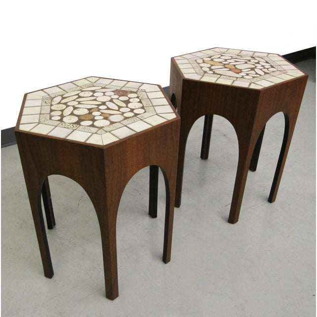 Image of Midcentury Harvey Probber Side Tables - A Pair