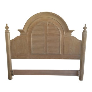 Drexel Queen Cottage Headboard
