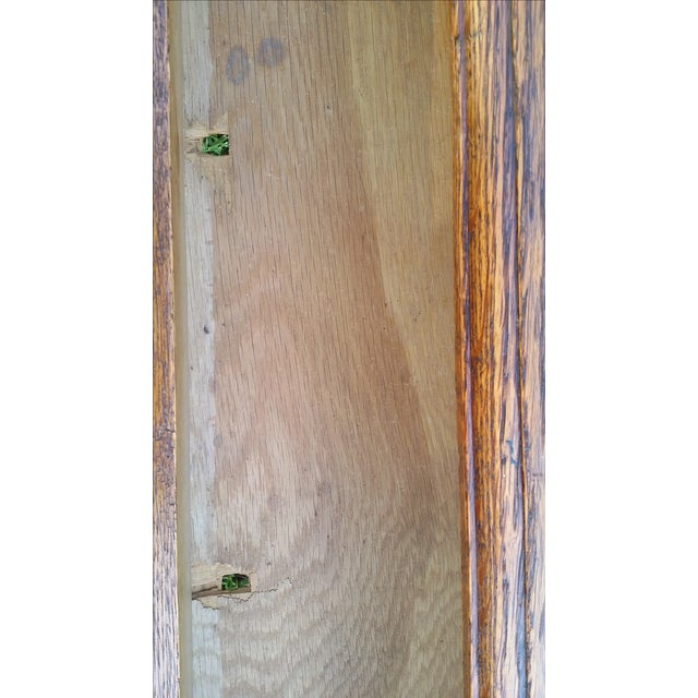Oak Jacobean Server - Image 9 of 9