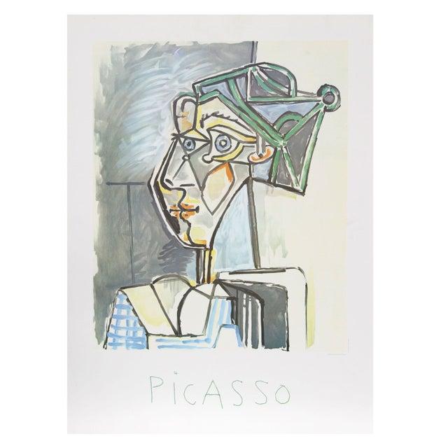 Pablo Picasso - Tete De Femme Au Chignon Litho - Image 1 of 2