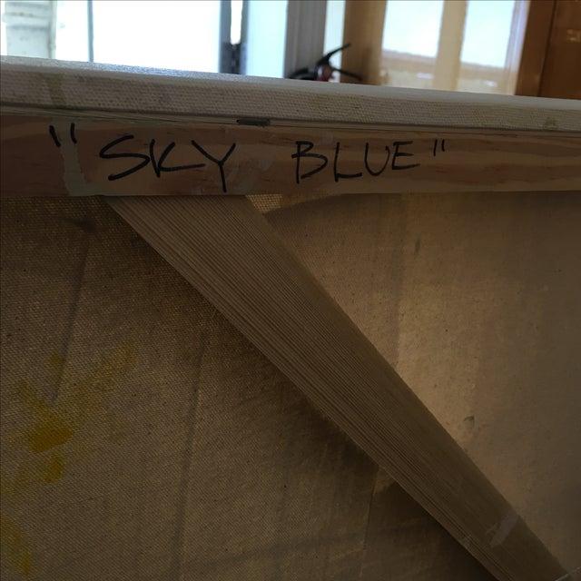 """Sky Blue"" by Isabel Wyatt - Image 3 of 10"