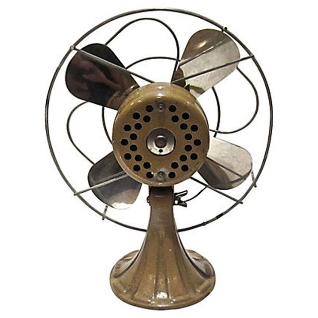 Vintage Polar Cub Electric Fan - Image 3 of 6