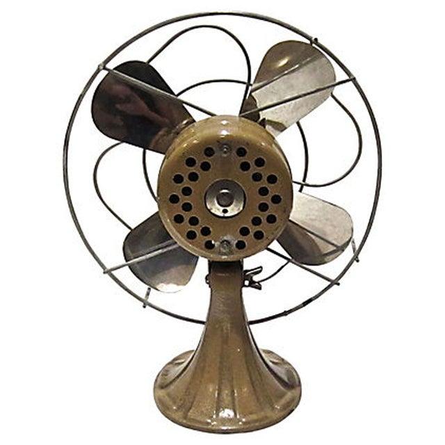 Image of Vintage Polar Cub Electric Fan
