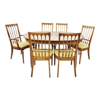 Mid-Century Modern Dining Set