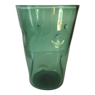 Green Empoli Vase