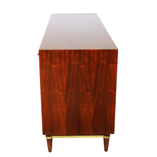 Image of Mid Century Credenza American of Martinsville