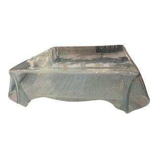 Fontana Arte Glass Art Coffee Table