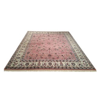 Traditional Hand Made Rug - 8' x 10'