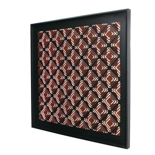 Anne Youkeles Geometric Framed Abstract Paper Art