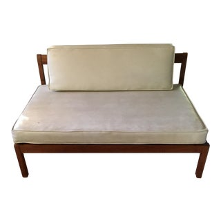 Mid-Century Sofa Settee