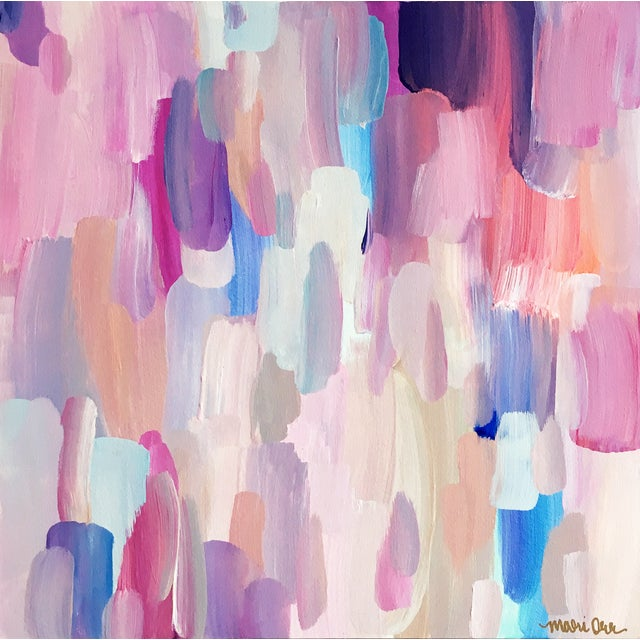 Image of Clementine Original Abstract Painting