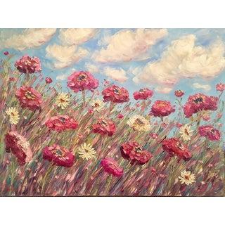 Sarah Kadlic Original Oil Painting