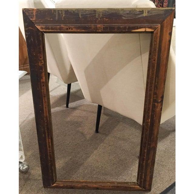 Large Antique Gilt Wood Frame - Image 8 of 8