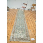 """Image of Distressed Malayer Rug Runner - 2'6"""" X 12'7"""""""