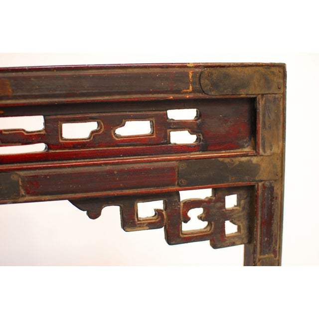 Chinese Carved Balance Scale - Image 4 of 6