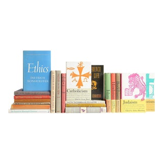 Religion & Ethics Book Selections - Set of 20